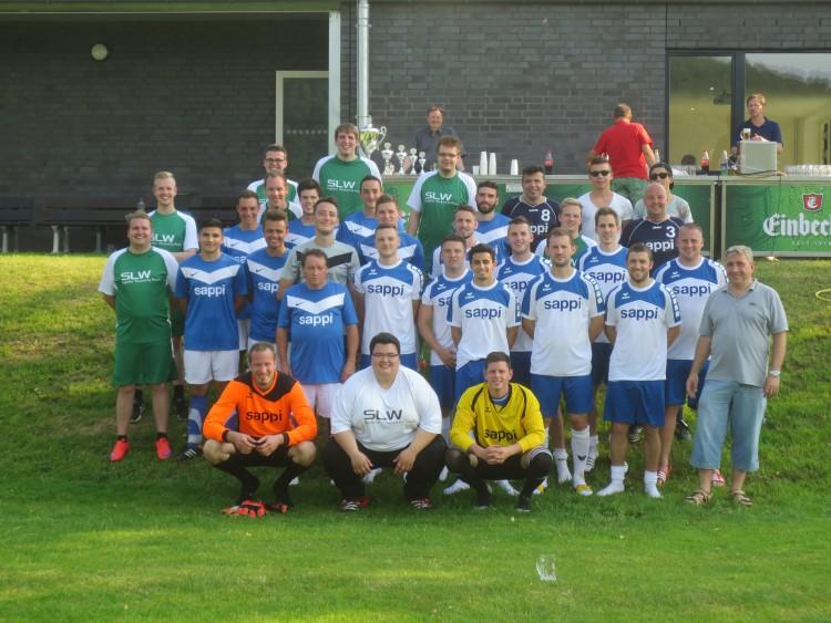 SLW Logistics Fußballturnier Fußballcup Alfeld - Kopie - Kopie